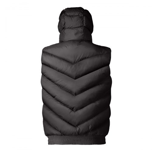 Alpha Down Vest Back