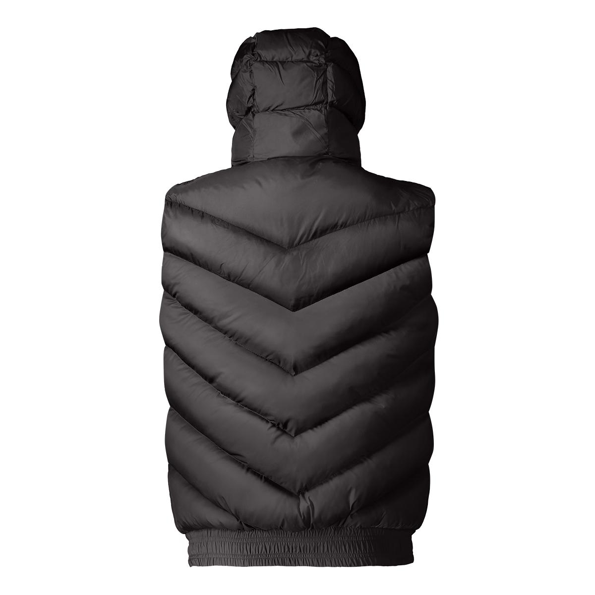 Alpha Down Vest Back