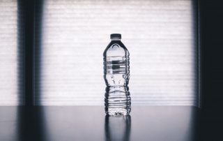 Clear Bottle